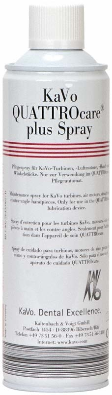 KaVo Quattrocare Plus Spray